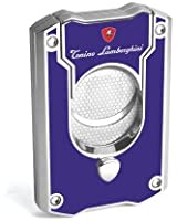 Tonino Lamborghini Le Mans Cigar Cutter, Purple