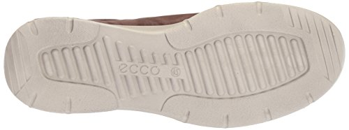 Ecco Mens Irving Casual Instappers Loafer Koffie