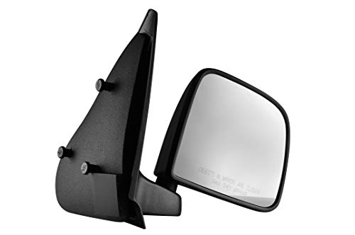 - Passenger Side Textured Side View Mirror for 1994-2002 Mazda B2300 B3000 B4000, 1998-2001 Mazda B2500, 1993-2005 Ford Ranger