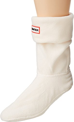 Hunter Women's Short Boot Socks Cream Sock