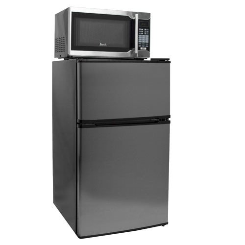 3.1 Cu. Ft. Compact Refrigerator, Freezer, and Microwave (Assisted Living Refrigerators)