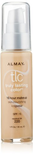 Almay Truly Lasting Color Liquid Makeup, Neutral