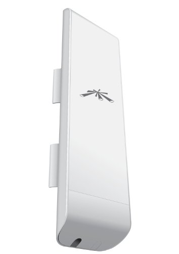 Ubiquiti NSM5 NanoStationM Indoor/Outdoor airMAX CPE White