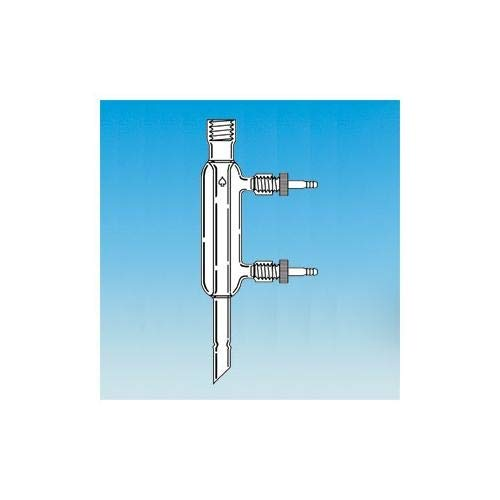 ACE GLASS 6024-20 Series West Condenser, 200 mm Jacket Length, Pressure Reactor by ACE Glass