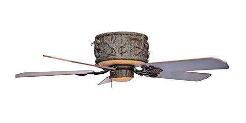KIVA Forest Breeze Ceiling Hugger Fan with 52