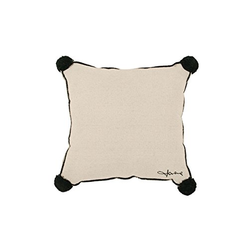 Lorena Canals SC BG Square Beige Washable Cushions by Lorena Canals