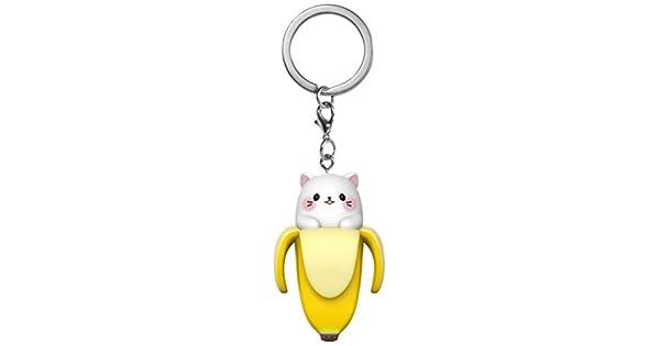 Amazon.com: Funko – Porte Clé Bananya – Bananya bolsillo Pop ...