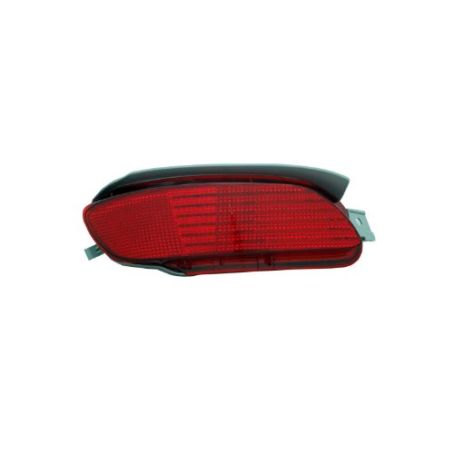 TYC 17-5156-00-1 Lexus Rear Left Replacement Reflex Reflector
