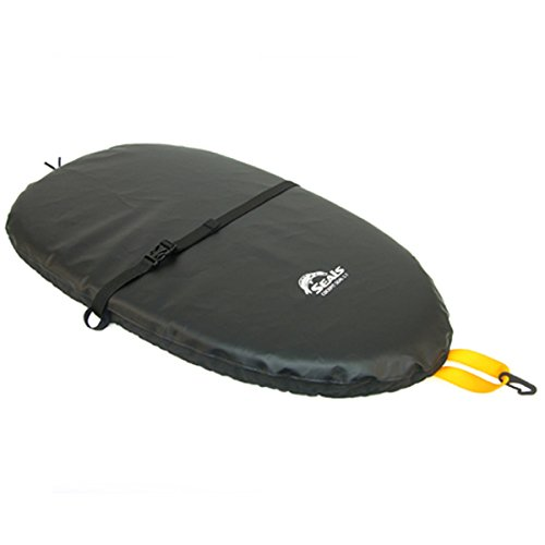 Seals Cockpit Seal, 7.0, Black (Deluxe Cover Kayak)