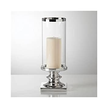 Affordable Torre U Tagus B Fino Pedestal Hurricane Candle Holder Tall With  Tall Candle Holders