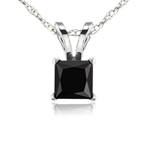 0.75 Ct Diamond Pendant - 8
