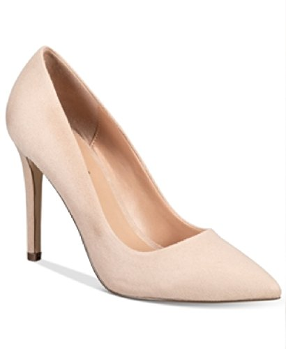 (Call It Spring Womens Agrirewiel Pointed Toe Classic Pumps, Tan, Size 8.0)