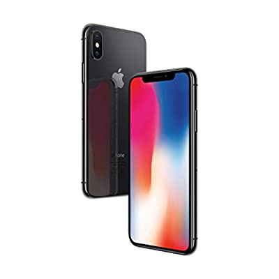 Apple iPhone X (256GB) – Grigio Siderale
