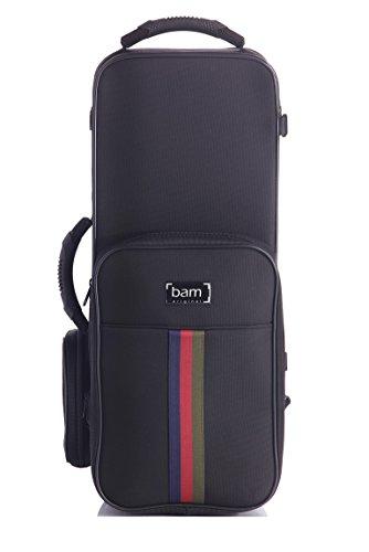 Bam Saint Germain Trekking Tenor Sax Case - Black - SG3022 by BAM