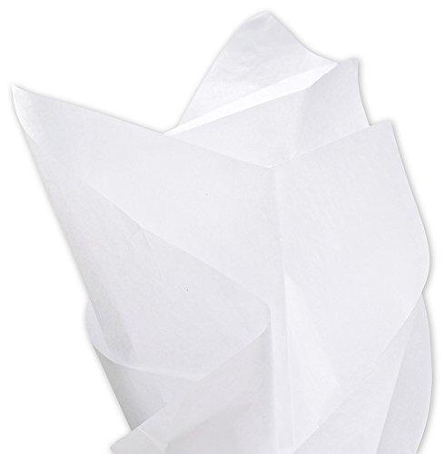 Acid-free White Tissue Paper 15 x 20