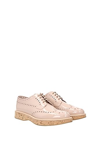 PINK CHURCH'S LACE KEELY UP PATENT wp1qF
