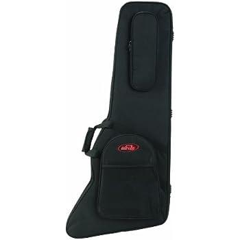127ed477d3 SKB Soft Case with EPS Foam Interior/Nylon Exterior for Gibson Explorer and Firebird  Guitars