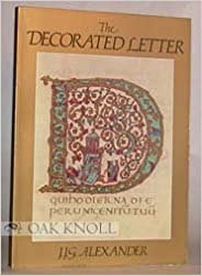 The Decorated Letter