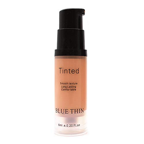 Clearance Sale!UMFunFull Cover Liquid Concealer Natural Makeup Base Flaws Coverage Waterproof (A)]()