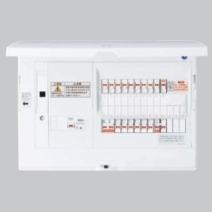Panasonic スマートコスモ AiSEG型電気温水器IH対応住宅分電盤 リミッタースペースなし(分岐タイプ)37+3(100A) BHN810373B4 B01N7CJMLA