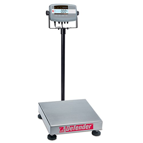 Square Base Bench Scale (Digital Platform Bench Scale 50kg/100 lb. Capacity)