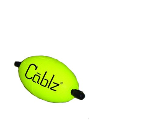 Cablz Flotz Eyewear Retainer, Yellow, One - Cablz Sunglasses