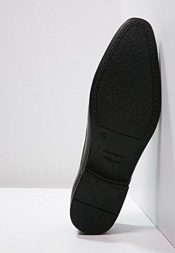 Derbys One Homme Casual Richelieu Business Et Élégantes En Cognac Chaussures Pour Noir À Ou De Oxford Lacets Cuir Marron Ville Hommes Pier q1TwxCd6q