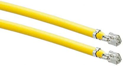 Pack of 250 5 PRE-CRIMP A3047 YELLOW 0502128000-05-Y1-D