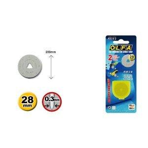 Rotary Blade Refills-28mm 2//Pkg