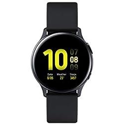 Samsung Galaxy Watch Active 2 - Smartwatch de Aluminio, 44mm, color Negro, Bluetooth [Versión española]