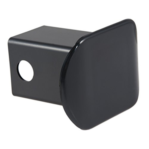 CURT 22180 Plastic Hitch Tube Cover (Hitch Cover Receiver)
