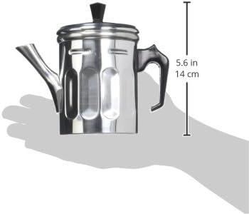 ILSA 6-Cup Neopolitan Espresso Maker Aluminum