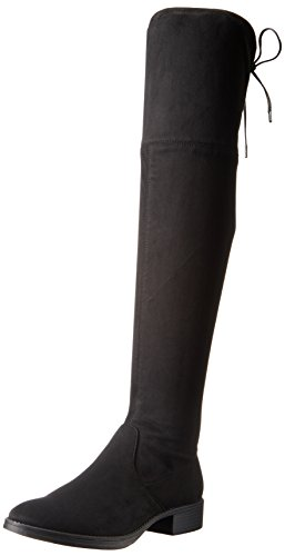 by Edelman Sam Knee Circus The Black Boots Peyton Women's Over PBnBxU