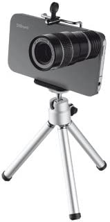 Trust 18535 - Pack de Accesorios para cámaras Digitales iPhone 4/4S: Amazon.es: Electrónica