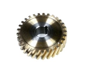 Worm Wheel Gear Bronze W/bushing (60hz) – Hobart Mixer – Part# 124751