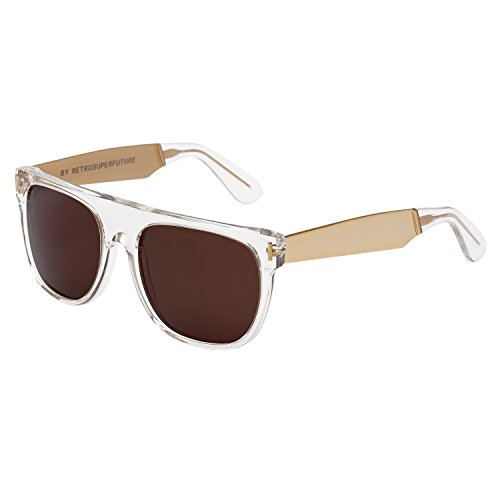 Super Sunglasses - Flat Top Sunglasses in - Retrosuperfuture Sunglasses Flat Top