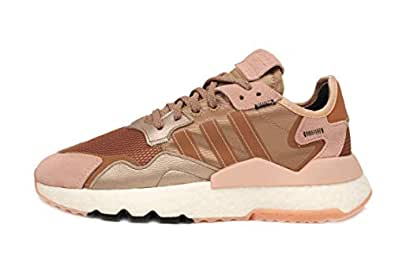 adidas Womens EBH25 Nite Jogger Gold Size: 5.5