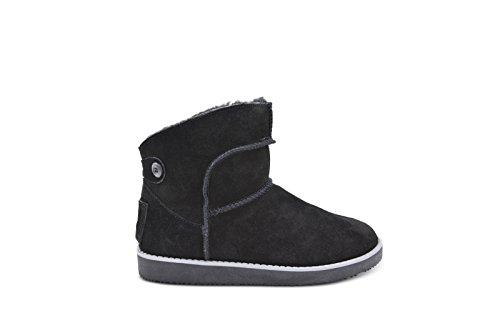Aussie Merino Women's philipa Low Boots 5 Black ()