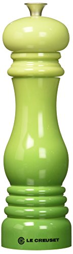- Le Creuset of America Pepper Mill, 8-Inch, Palm