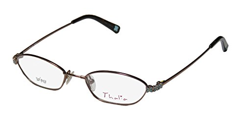 thalia-deisy-childrens-kids-girls-designer-full-rim-eyeglasses-spectacles-46-16-130-shiny-brown