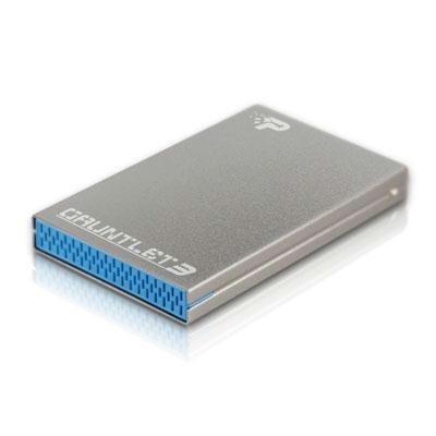 Patriot Gauntlet 3 SATA III 6 Gb/s USB 3.0 Compatible Hard Disk Drive Enclosure (PCGT325S)