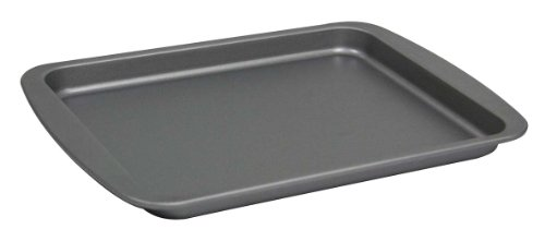 OvenStuff Non-Stick Personal Size Cookie Pan, 8.5 x 6.5-Inch (Small Toaster Oven Bakeware compare prices)