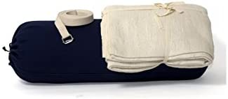 Amazon.com : grace-impex Iyengar Yoga Set (Bolster, Cushion ...