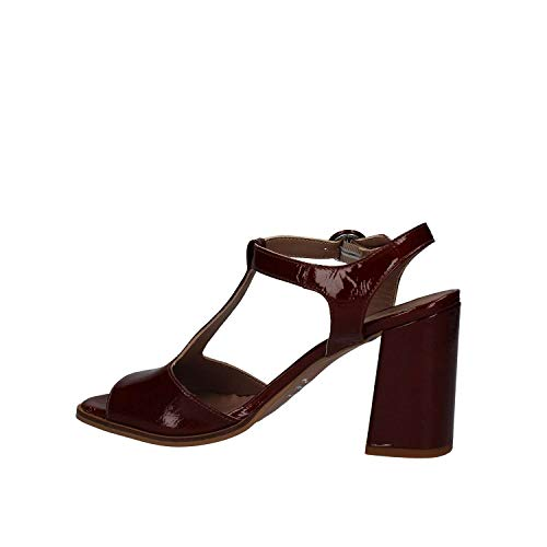 Altos 5758 Sandalias Mujeres Mally 39 Marròn dBEY5qnwF