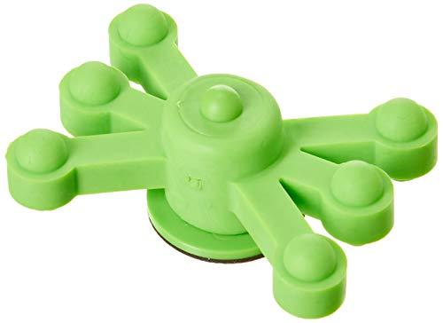 Bowjax Monster Jax Dampener Solid Limb Neon Green 2 Pk ()