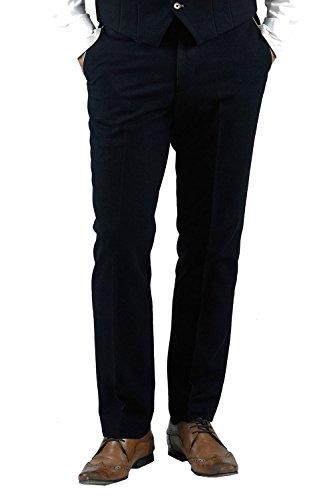Marc Darcy - Pantalon - Pantalon - Homme bleu bleu marine 42R