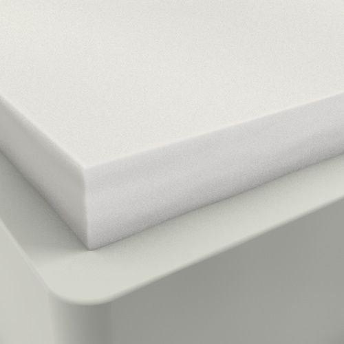 2-twin-xl-comfort-select-55-memory-foam-mattress-pad-bed-topper