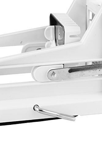 Gourmia Cutter Professional Slicer With Also Use Like More,White