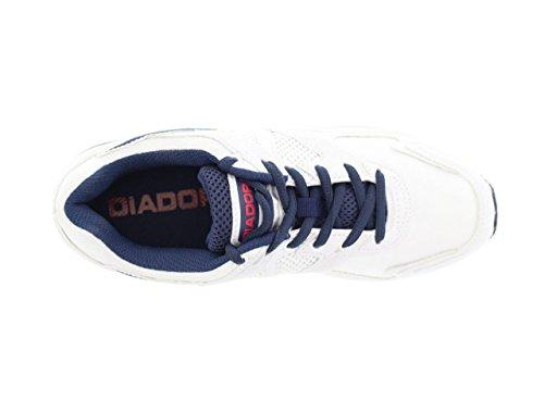 159950 01 Shape White C3651 blue red 2 Diadora qU71BE1