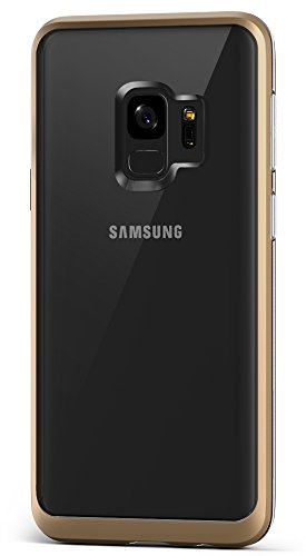 Galaxy S9 Case :: VRS :: Transparent Crystal Thin...